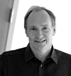 Photo of Tim Berners-Lee