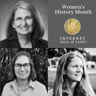 Female Internet Hall of Fame Inductees
