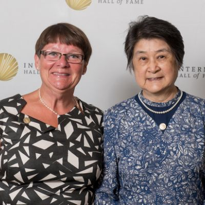 Anne-Marie Lowinder and Qiheng Hu