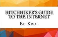 Hitchhiker's Guide to the Internet book cover